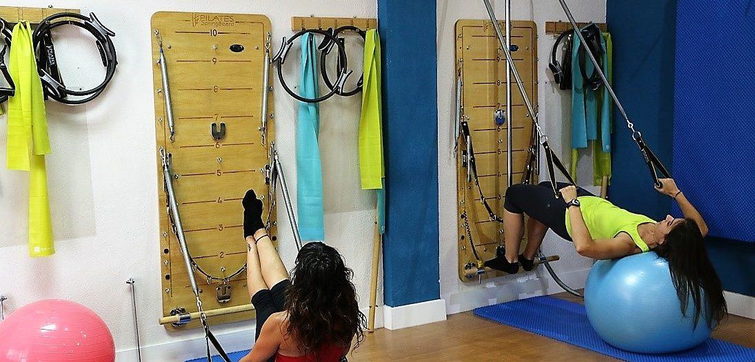 Maquinas de Pilates